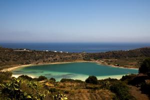 Pantelleria - Lago Specchio di Venere