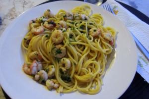 Spaghetti alla Bartolo - Giardini di Pantelleria