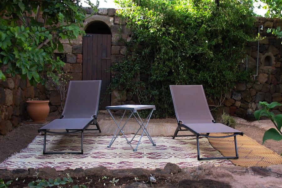 Esterno - Dammuso Mandorlo - Giardini di Pantelleria